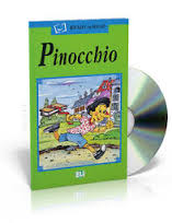 ELi Readers Green Series: (A1) Pinocchio with CD