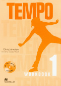 Tempo 1 Workbook with CD Rom Pack