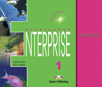 Enterprise 1 Class Audio CDs
