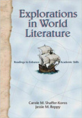 Explorations in World Literature: Readings to Enhance Academic Skills