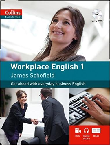 Collins Workplace English with CD/DVD