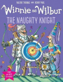 Winnie and Wilbur: The Naughty Knight (Paperback + CD)