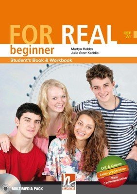 For Real Beginner Student's Pack (SB + WB) with CD/CD-ROM