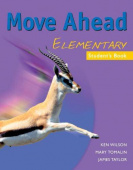 Move Ahead Elementary Students book