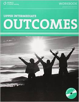 Outcomes Upper Intermediate: Workbook with key + CD