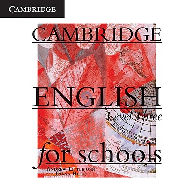 Cambridge English for Schools 3 Class Audio CDs (2)