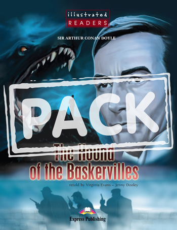 Illustrated Readers Level 2 The Hound of the Baskervilles (+ Audio CD)