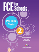 FCE for Schools 2 Practice Tests: Teacher's Book (for exam 2015) with digibooks app.