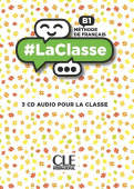 #LaClasse B1 - 3 CD audio collectif