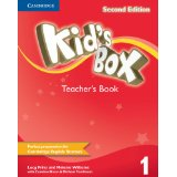 Kid's Box Second Edition 1 Teacher's Book