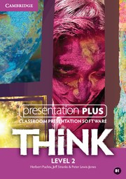 Think 2 Presentation Plus DVD-ROM