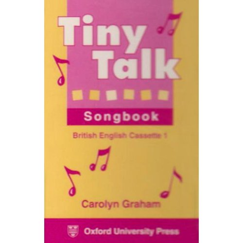Tiny Talk Songbook Cassettes (British English)