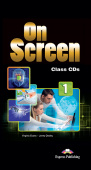 On Screen 1 Class Audio CDs (set of 5)