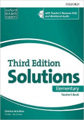 Solutions Third Edition Elementary Teacher's Pack