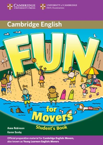 Fun for Starters, Movers and Flyers 2nd Edition Movers Student's Book