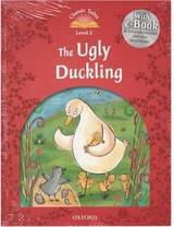 Classic Tales Second Edition: Level 2: The Ugly Duckling e-Book with Audio Pack