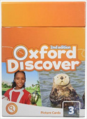 Oxford Discover Second edition 3: Picture Cards