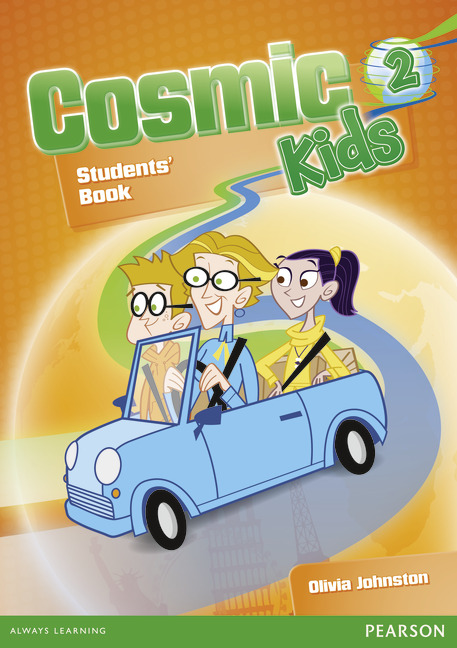 Cosmic Kids 2 Student's Book & Active Book