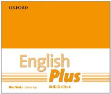 English Plus 4 Class Audio CDs (3)