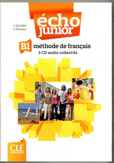 Echo Junior B1 - CD-Audio Collectifs (2)