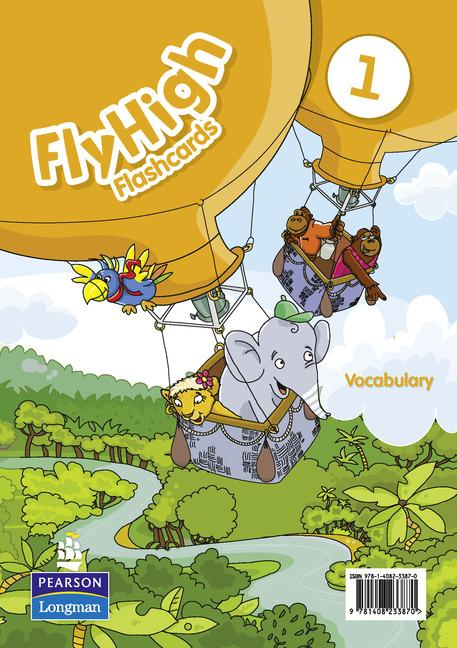 Fly High 1 Vocabulary Flashcards