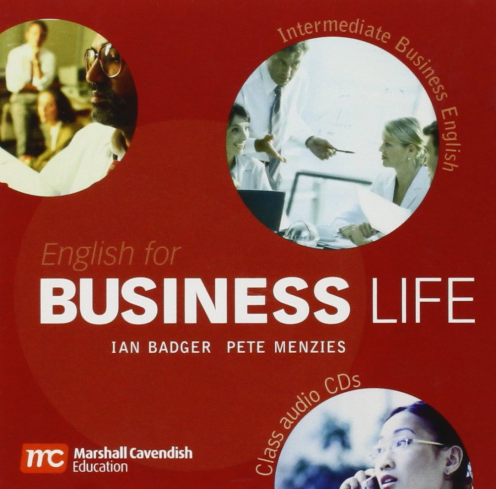 English for Business Life Intermediate Class Audio CD (2)