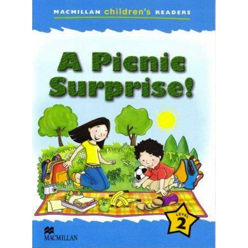Macmillan Children's Readers Level 2 - A Picnic Surprise