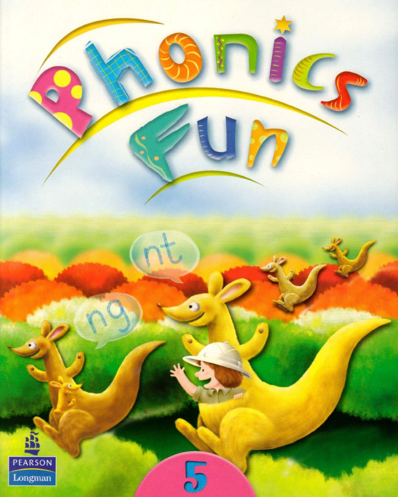 Phonics Fun 5 Student Book