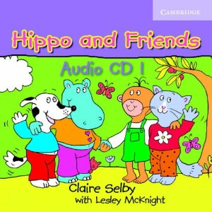 Hippo and Friends 1 Audio CD (Лицензия)