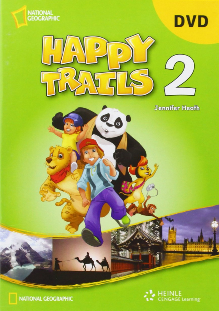 Happy Trails 2 DVD