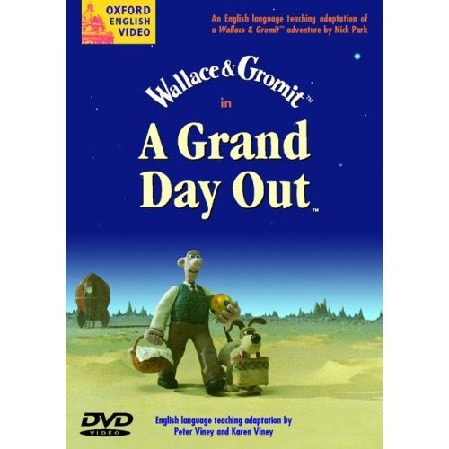 Wallace and Gromit: A Grand Day Out (DVD)
