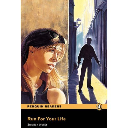 Run for your life (With Audio CD)