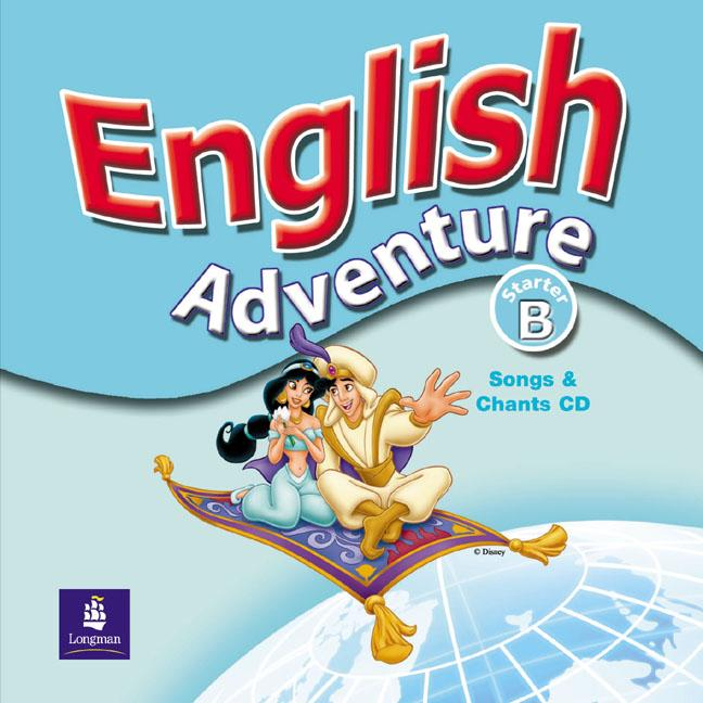 English Adventure Starter B Songs CD