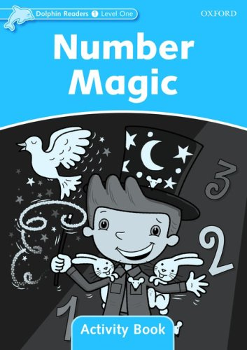 Dolphin Readers 1 Number Magic - Activity Book