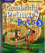 Cambridge Primary Path 3 Teacher's Edition