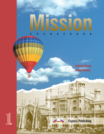 Mission 1 Student's Book