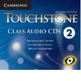 Touchstone Second Edition 2 Class Audio CDs (4)