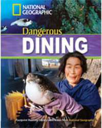 Fotoprint Reading Library B1 Dangerous Dining with CD-ROM