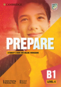 Prepare 2nd Edition 4 Student's Book with Online Workbook