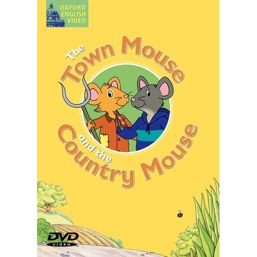 Fairy Tales The Town Mouse and the Country Mouse (DVD)