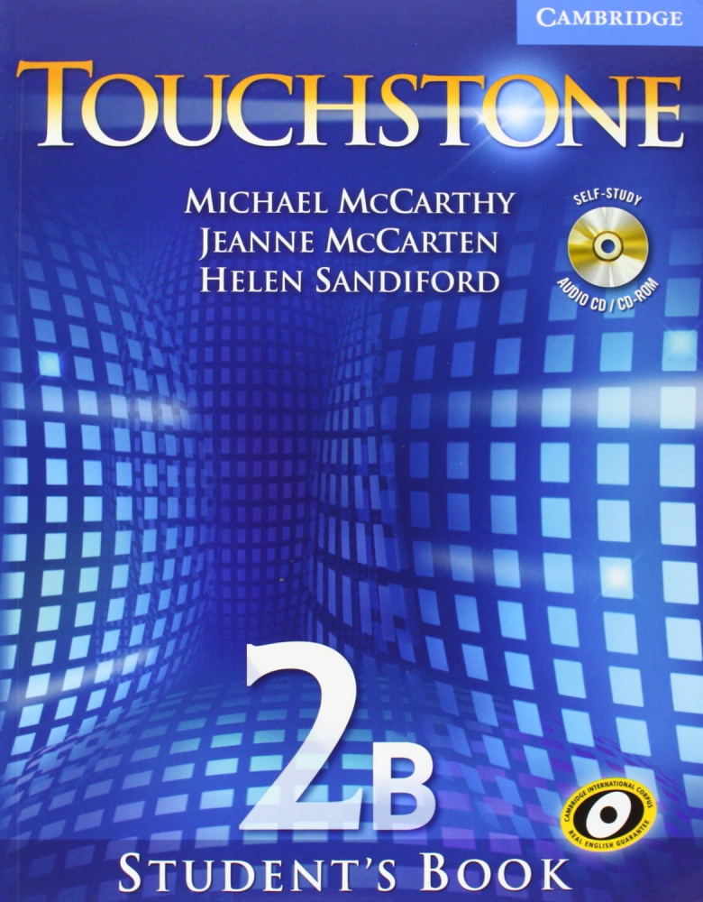 Touchstone Level 2 Student's Book  B with Audio CD/CD-ROM