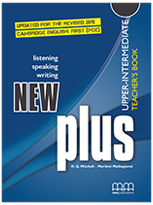 New Plus Upper-Intermediate Teacher's Book (2015)