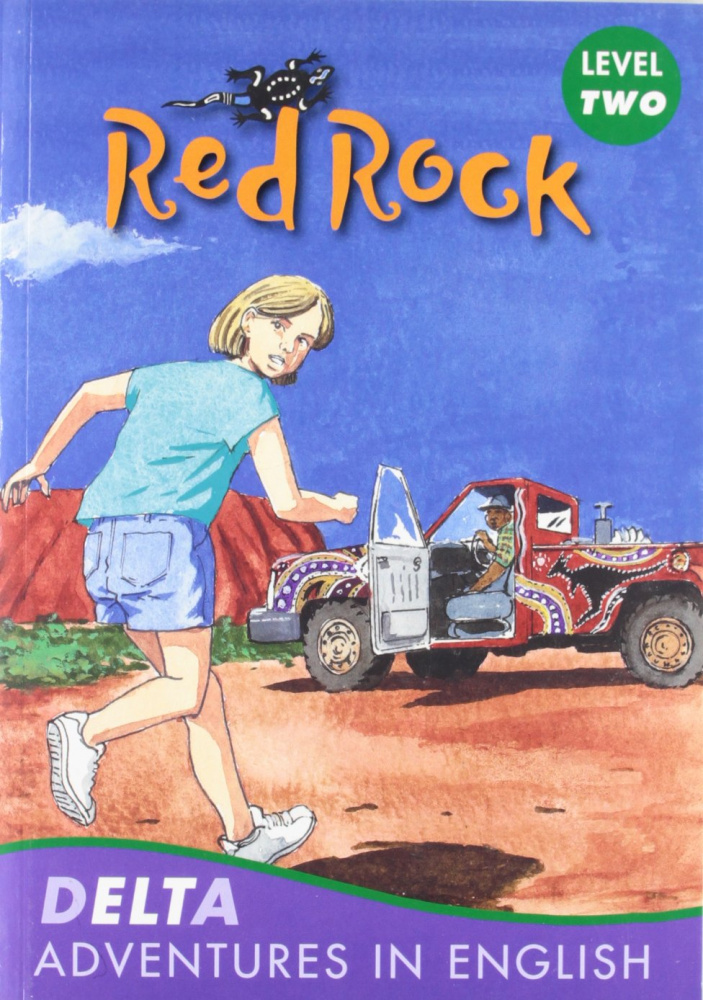 Delta Advenures in English: Red Rock. Level one + CD