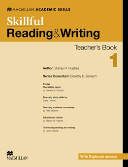 Skillful Reading and Writing Level 1 Teacher's Book + Digibook