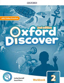 Oxford Discover Second edition 2: Workbook with Online Practice