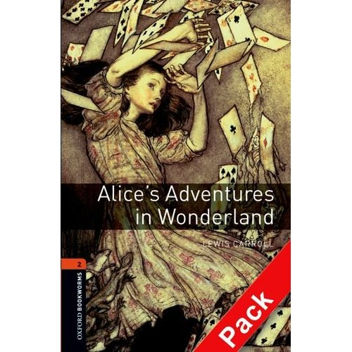 Alice's Adventures in Wonderland Audio CD Pack