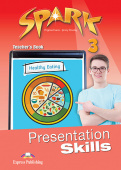 Spark 3 (Monstertrackers) Presentation Skills Teacher's Book