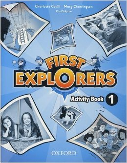 First Explorers Level 1 Activity Book