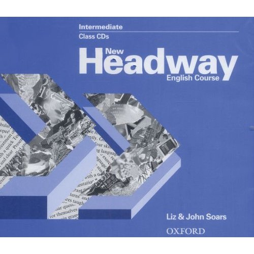 New Headway Intermediate Class Audio CDs (2)