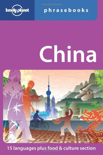 China Phrasebook (1th Edition)
